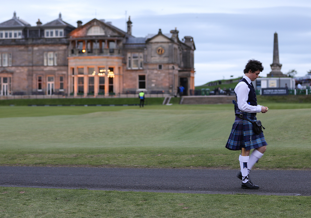 The Magic of St Andrews