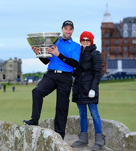 Surprise celebration that delighted St Andrews