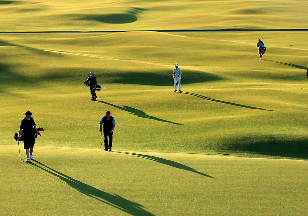 The Alfred Dunhill Links Gallery - Week One