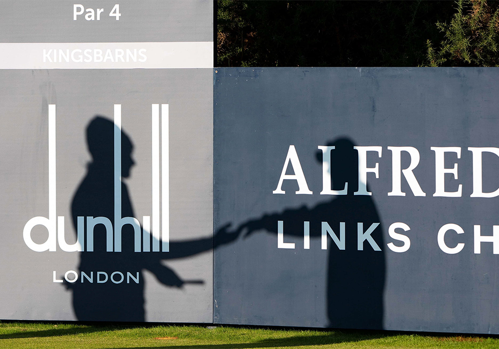 The Alfred Dunhill Links Gallery - Week Six