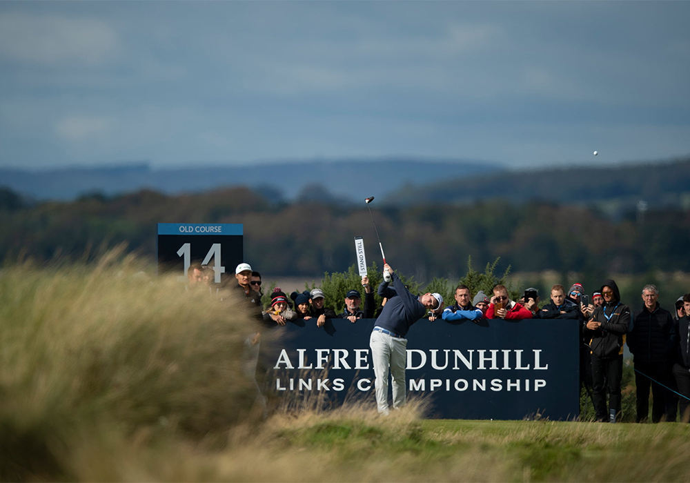 The Alfred Dunhill Links Gallery - Week Eight