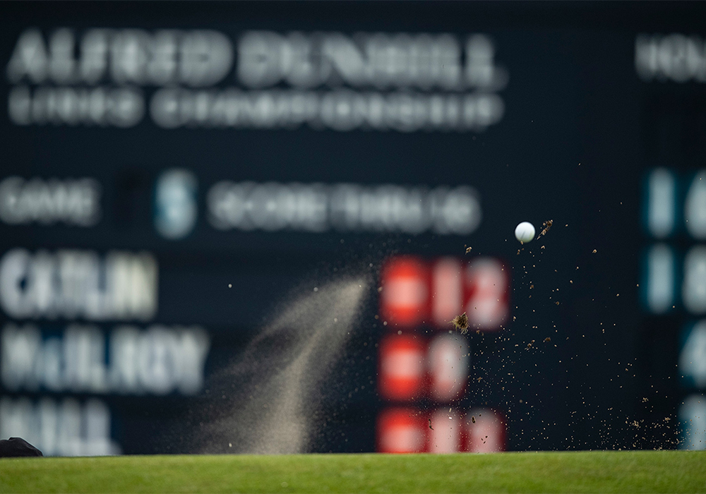 The Alfred Dunhill Links Gallery - Week Nine