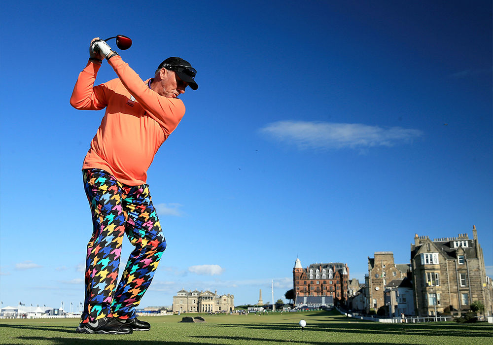 The Alfred Dunhill Links Gallery - Week Ten