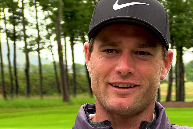 Lucas Bjerregaard looking forward to The Open after his Alfred Dunhill Links victory.