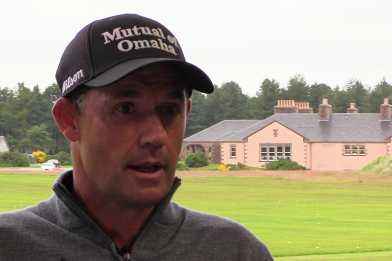 Ryder Cup captain Harrington chases record third victory at Alfred Dunhill Links Championship
