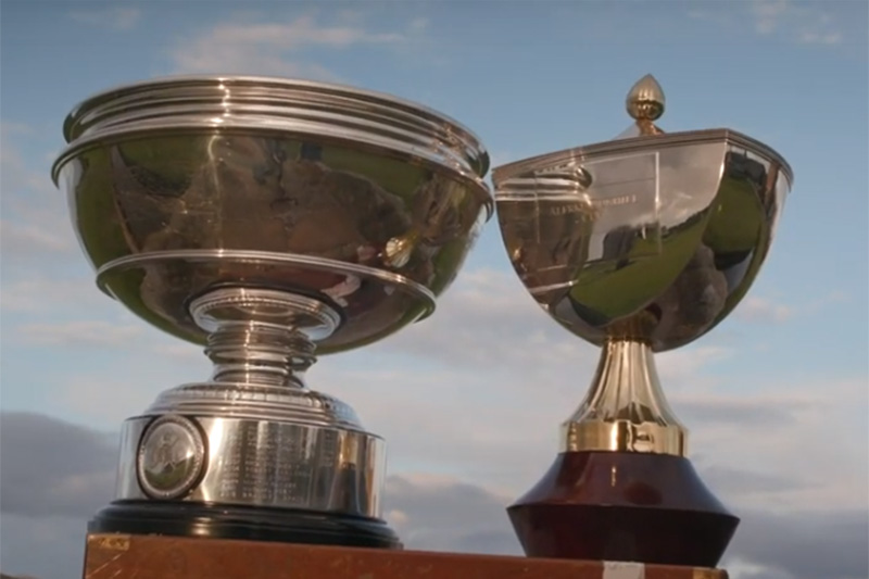 35 years of Alfred Dunhill Links golf in Scotland