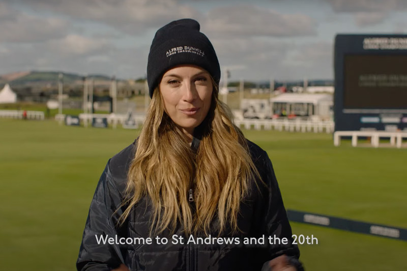 The 2021 Alfred Dunhill Links Championship