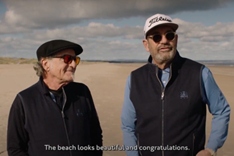 Music legends Huey Lewis and Tico Torres join beach clean